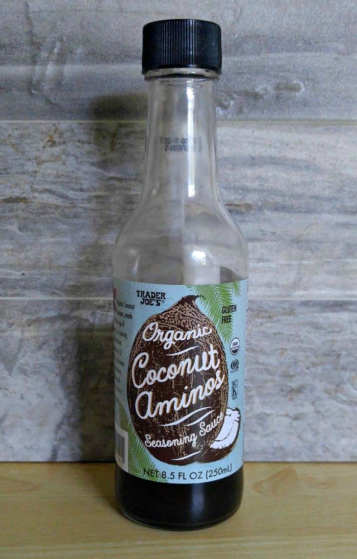 Coconut aminos is a good gluten free substitute for soy sauce