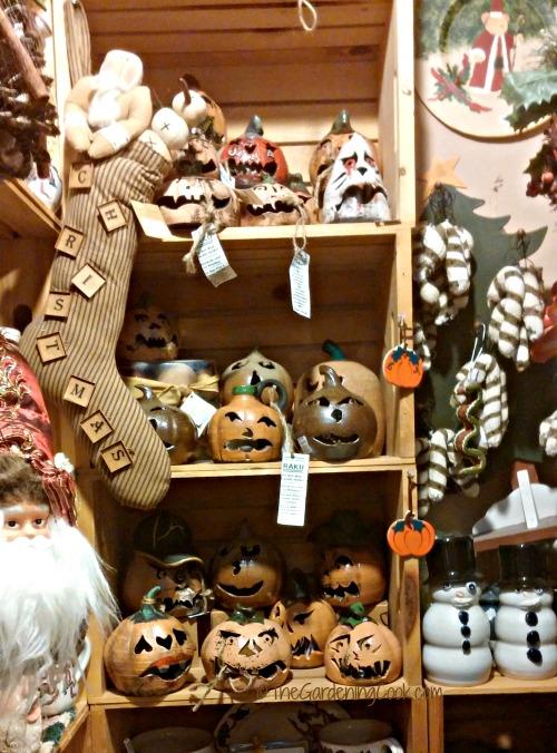 Seasonal pottery