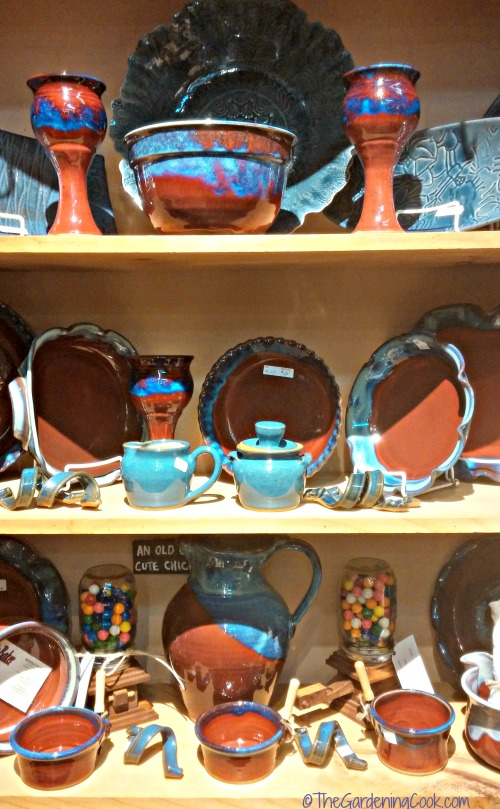 Southwestern Looking Pottery