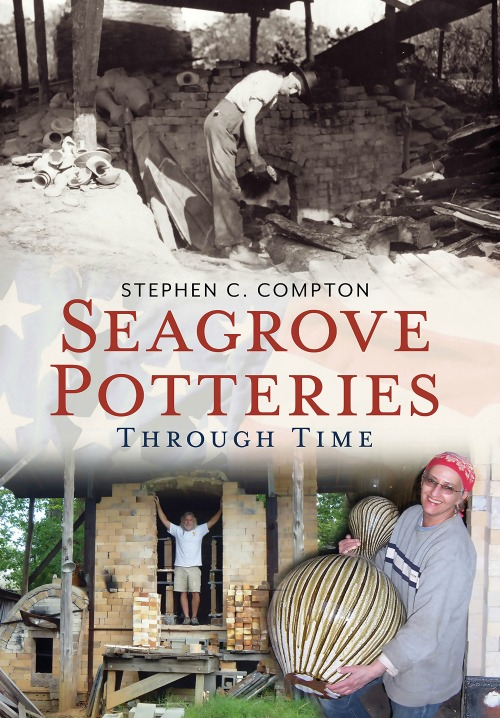 Seagrove Potteries through time