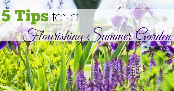 5 tips for a flourishing summer garden the gardening cook - Summer time gardening tips ...