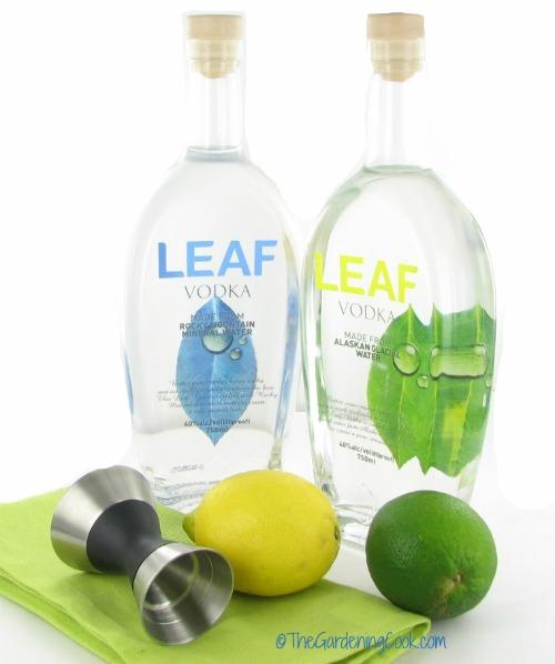Leaf Vodka