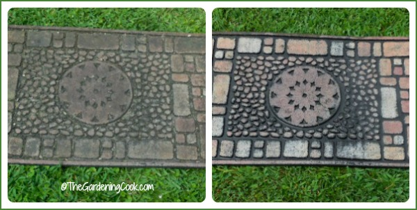 Welcome Mat Before after
