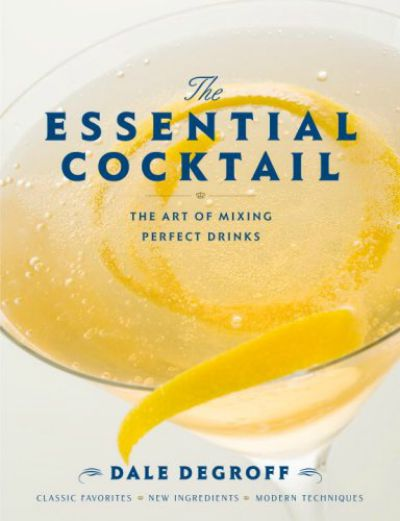 A cocktail making book is a must for any home bar