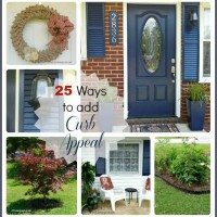 tips for adding curb appeal