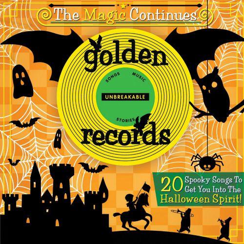 Halloween CDs