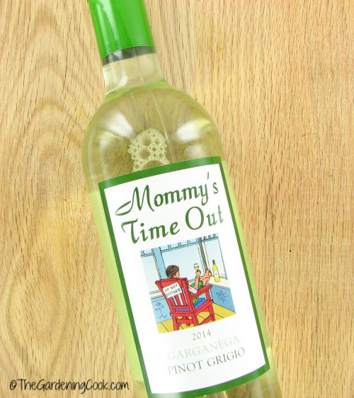 Mommy's time out Pinot Grigio