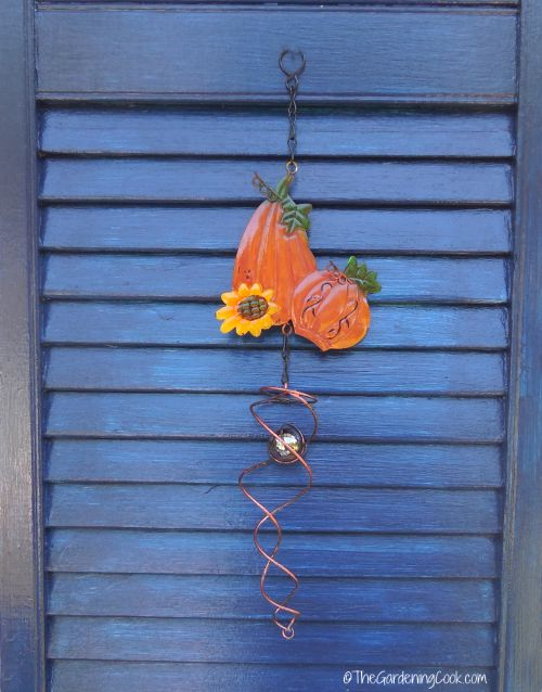 Fall hanging decoration