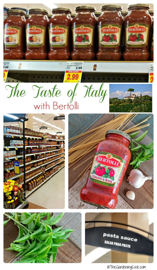 Taste of Italy with Bertolli and Kroger