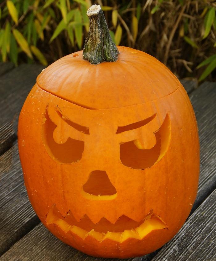 Simple Pumpkin design