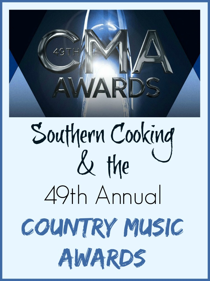 Enjoy some southern home style cooking to celebrate the 49th Annual Country Music Awards.