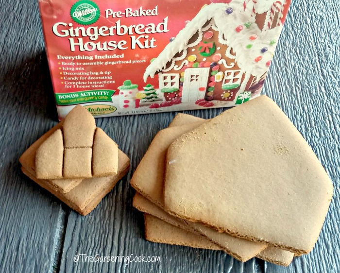 will you make your gingerbread house from scratch or use a kit?