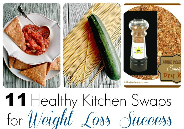 Healthy Kitchen Swaps Food Swaps For Weight Loss Success