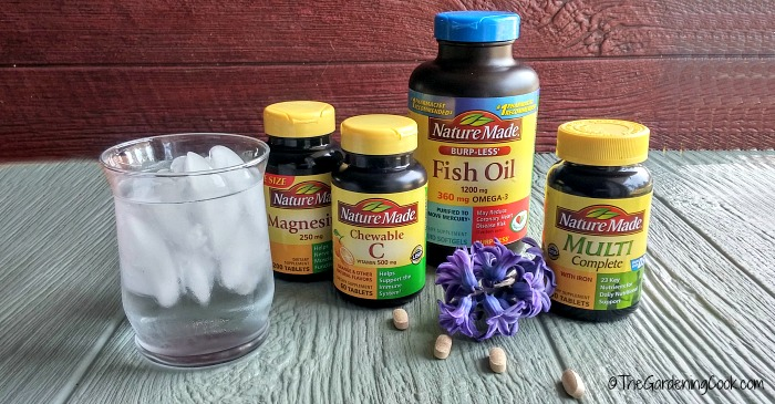 Nature Made supplements and vitamins are great in a quest for health and wellness goals