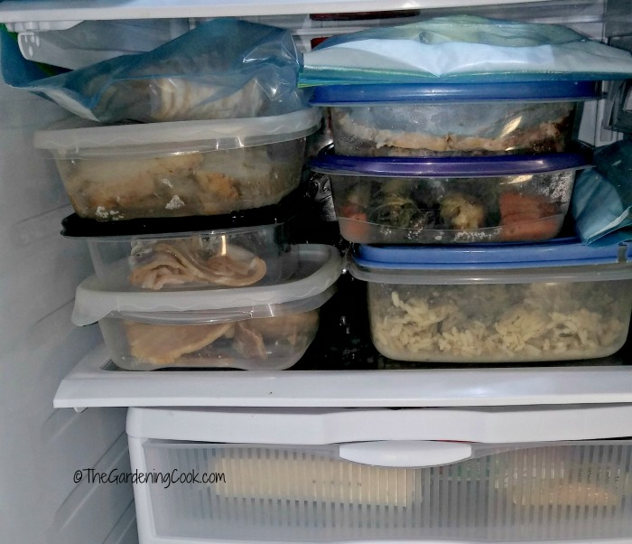 Use left overs for healthy meal options