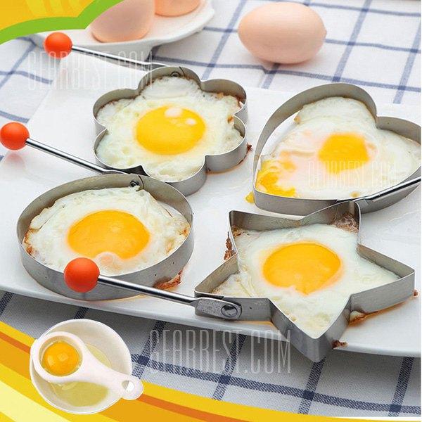 Egg and Pancake rings