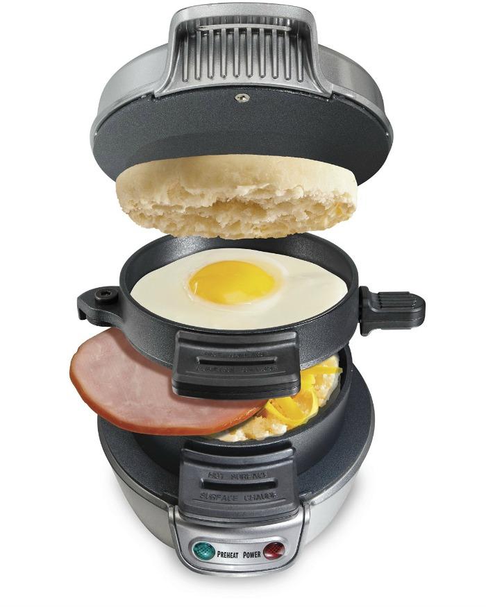Hamburger Egg Maker