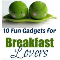 Breakfast kitchen gadgets