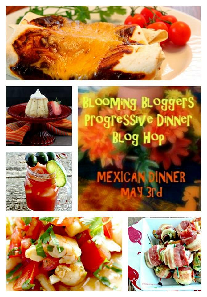 Cinco de mayo progressive dinner party is a spicy hit progressive dinner party forumfinder Gallery