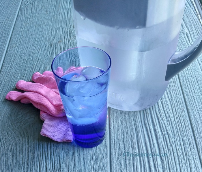 Staying hydrated helps your joints