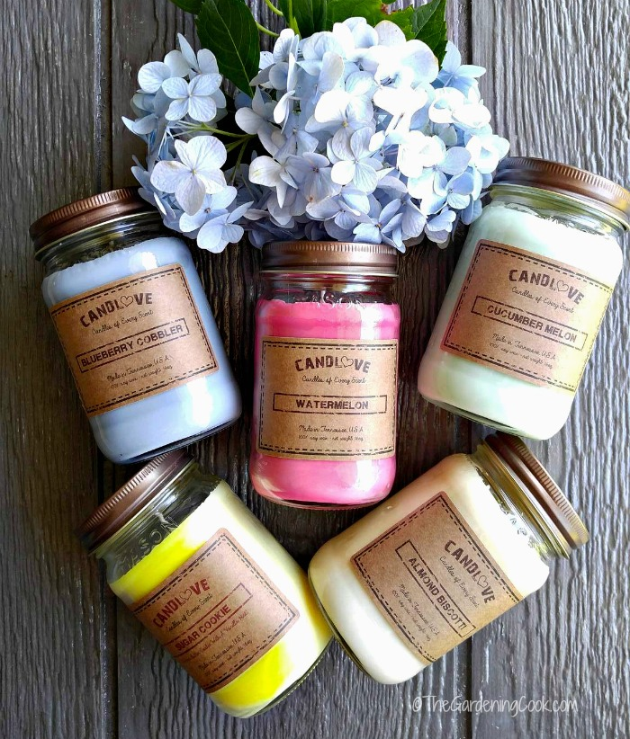 Candlove candles make the perfect party gift for a girls' ngith in