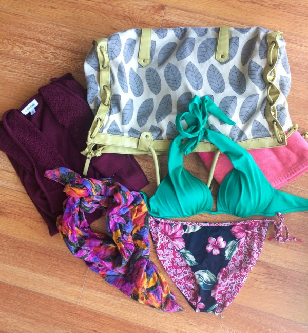 A clothing swap is a fun thing to do for a girls' night in.