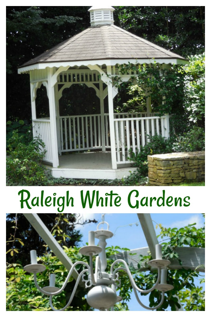Visit the Raleigh White gardens for inspiration
