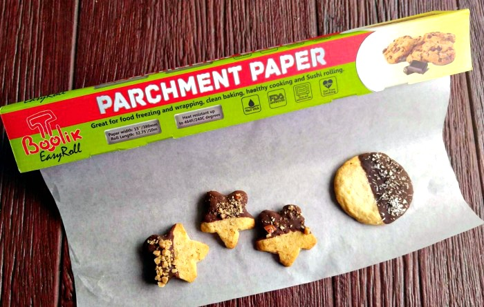 cooking parchment paper