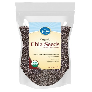 Pantry must haves - Chia Seeds