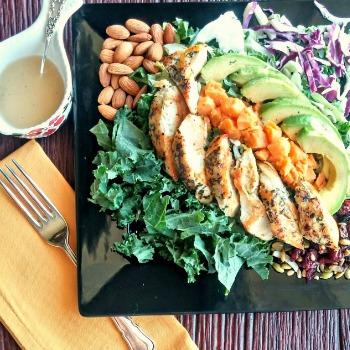 Salads category