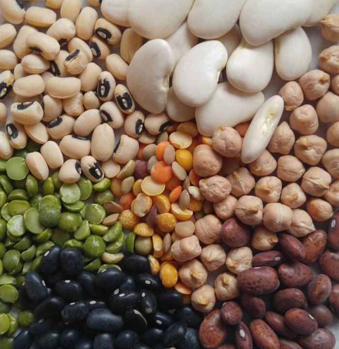 I love this mix of 7 beans