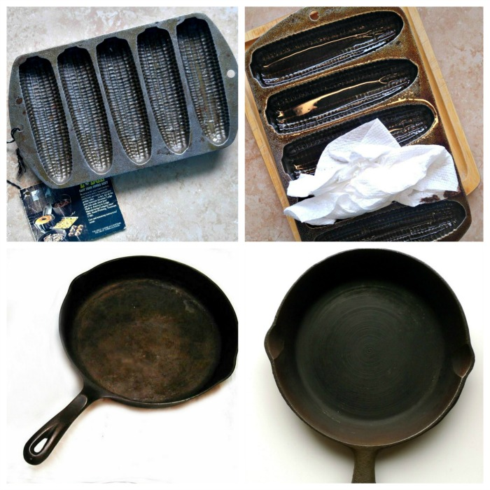 Seasoning Cast iron cookware is easy with these steps