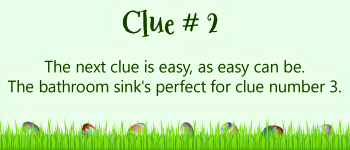 Build an Easter Basket with clues - #2