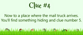 Build an Easter Basket with clues - #4