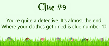 Build an Easter Basket with clues - #9