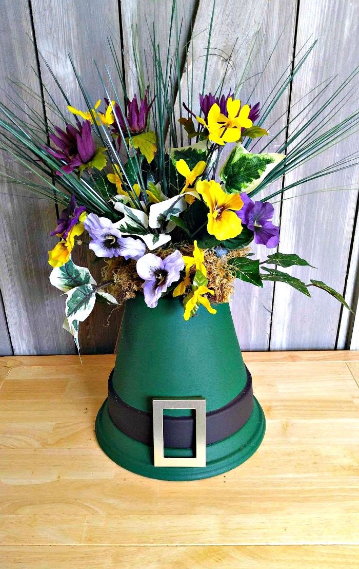 Leprechaun Hat Centerpiece