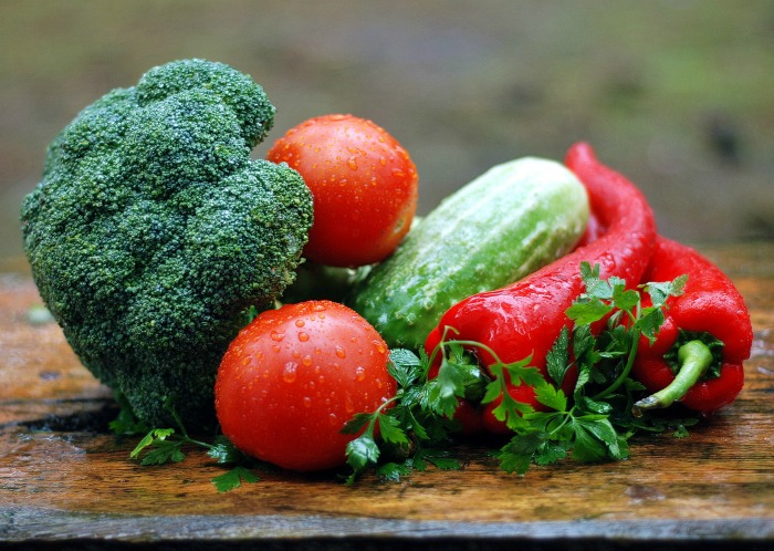 There is nothing like the taste of home grown vegetables for freshness and flavor