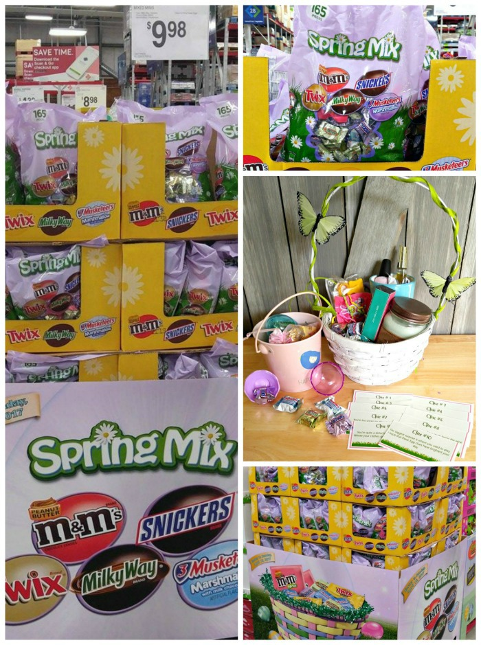 Easter Egg Hunt with Clues store collage