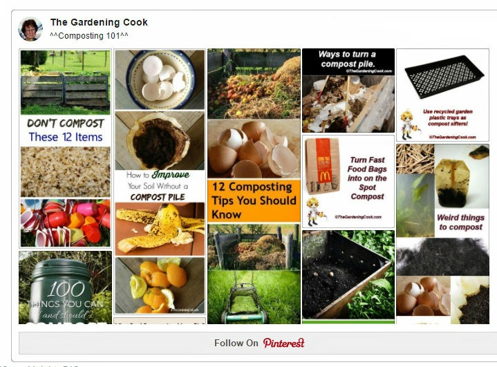 Composting 101 Board on Pinterest