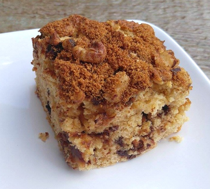 yummy coffee cake
