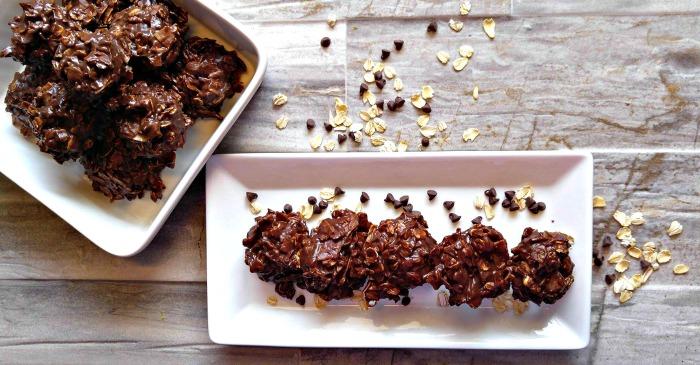 Sunflower nut butter cookies