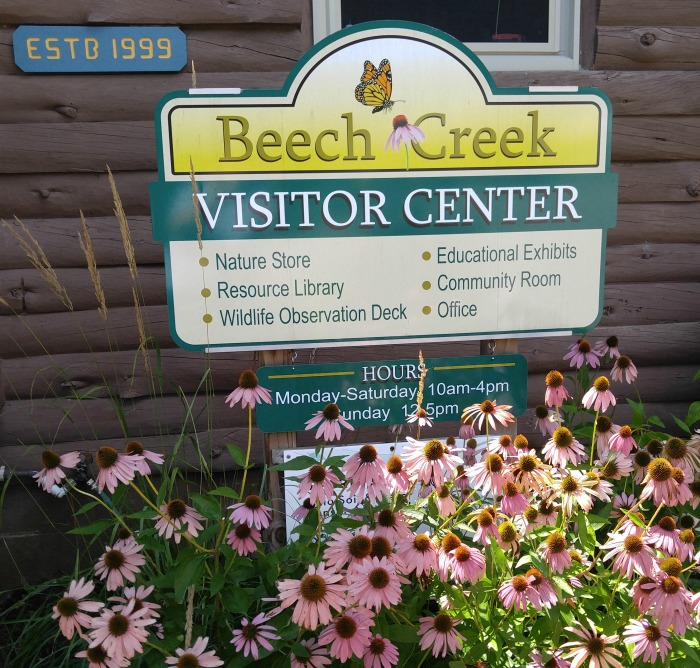 Beech Creek Visitor Center