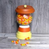Candy corn holder