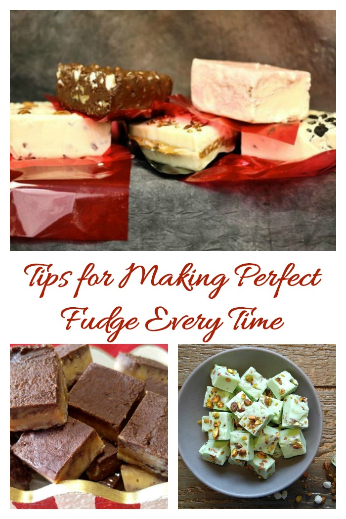 Tips for making perfect fudge every single time, plus recipes