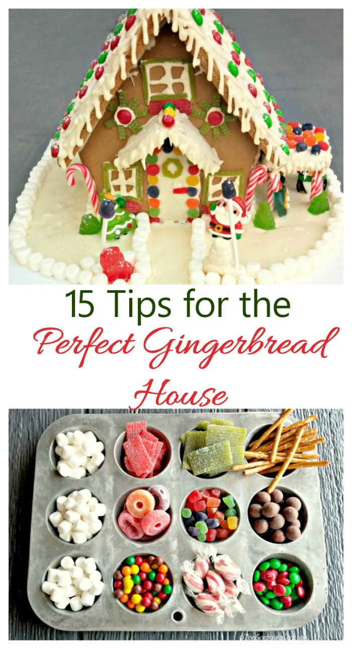 These tips for the perfect gingerbread house will make sure that your creation turns out great this year.
