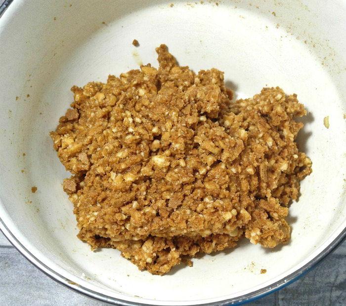 Baileys mudslide truffle batter
