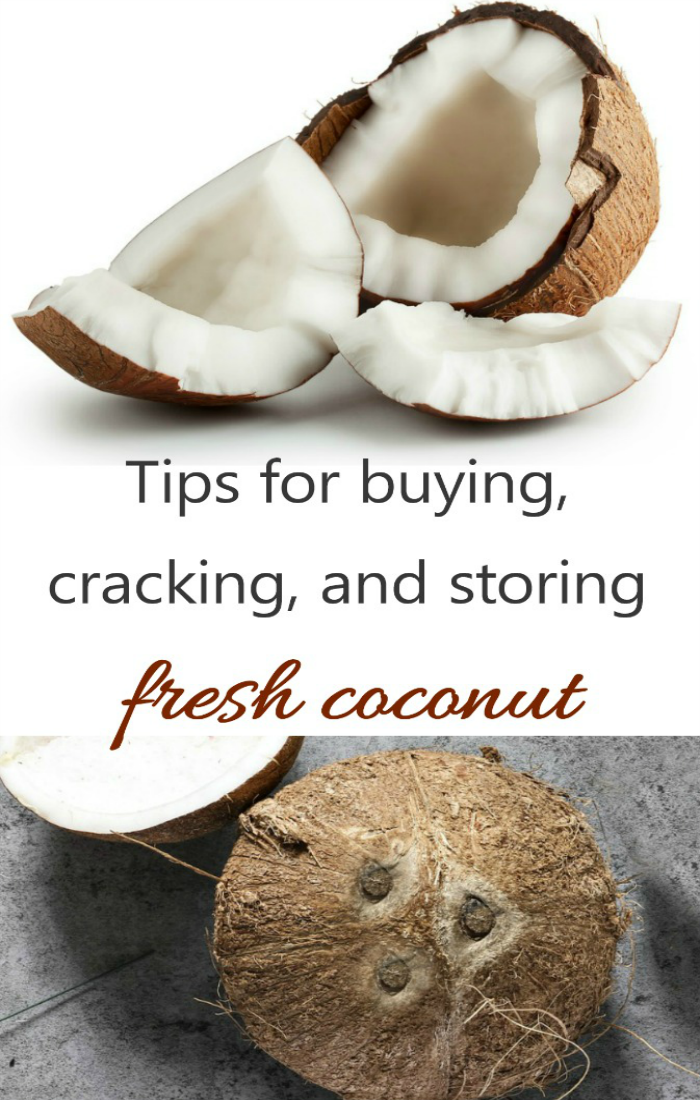 coconut use tips