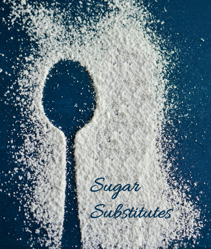 Heart Healthy sugar substitutes for better health