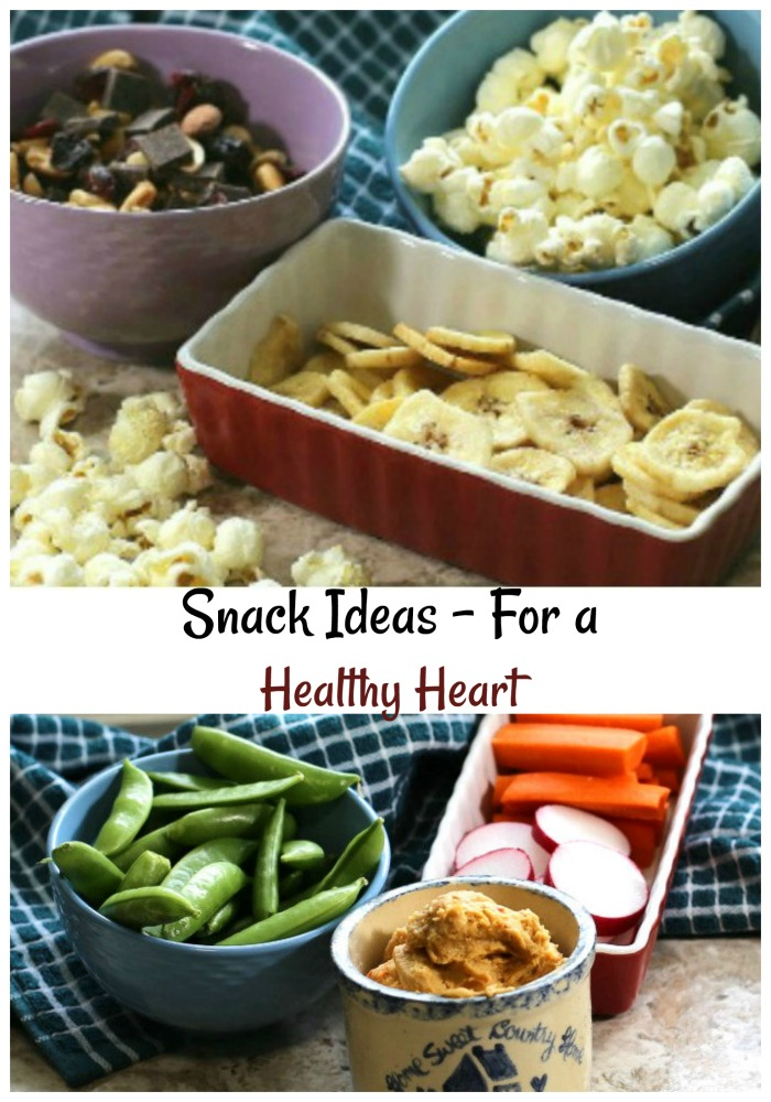 Heart Healthy Snack Ideas