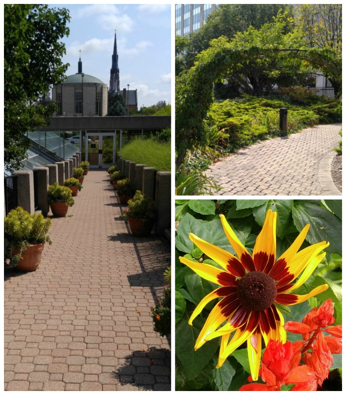 Gardens of the Foellinger-Freimann Botanical Conservatory